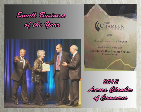 2012 Small Business of the Year