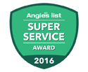Angies List 2016 Award